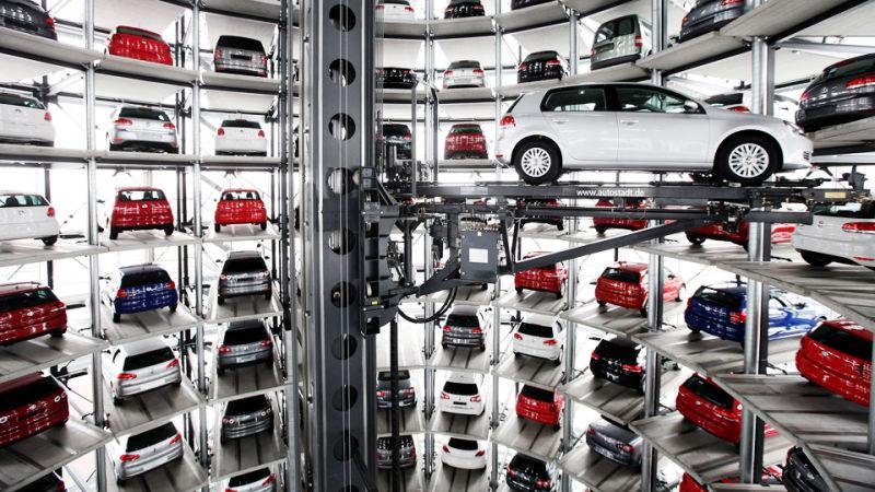 Parcheggio Pozzuoli - Breve Lunga Sosta